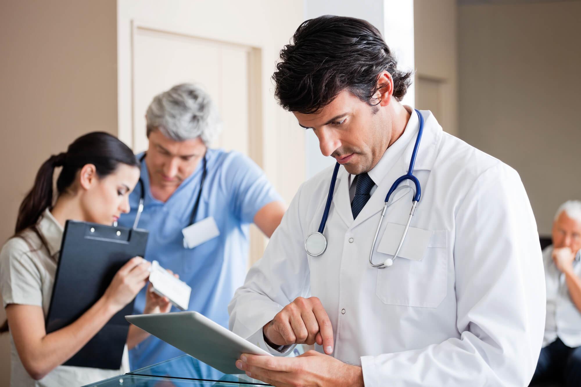 sitios web para doctores